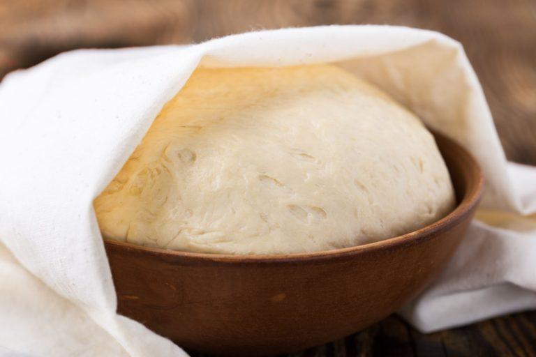 Дрожжевое тесто для пирогов — на воде